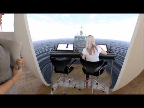 Training centre solution - Offshore Simulator Centre