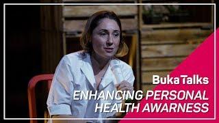 Giulia sartori - healthy lifestyle tips: why we need to change our lifestyle? | bukatalks