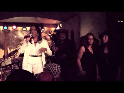 """Kathy Sledge Live @Sugar Bar! """"ANOTHER STAR/FOOLED AROUND AND FELL IN LOVE"""