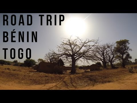 Road trip Bénin  Togo  West Africa  HD