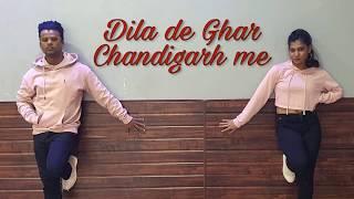 Chandigarh Mein l Good Newwz Vinayak Morvekar Choreography ft. Nidhi dhicholkar