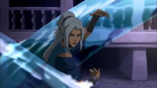 Avatar and Legend of Korra- Salute