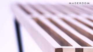 Скамья Nelson Platforn Bench Style (Обзор Maderoom.ru)