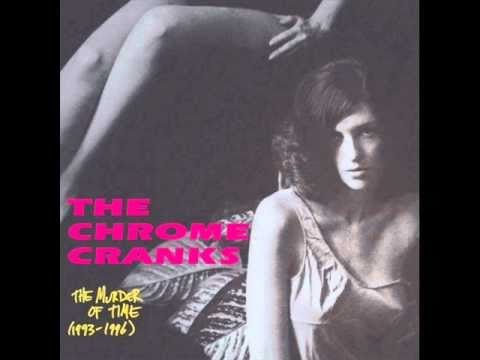 The Chrome Cranks - eight track mind