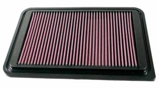 kn 33 2924 high performance replacement air filter