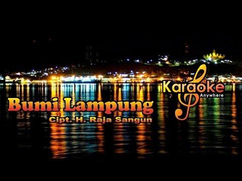 Lagu Lampung | Bumi Lampung No Vocal (Karaoke)