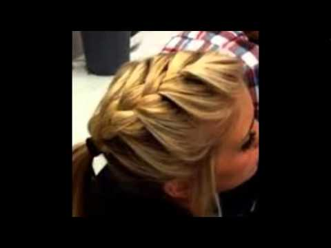 Basketball Hairstyles For Girls YouTube