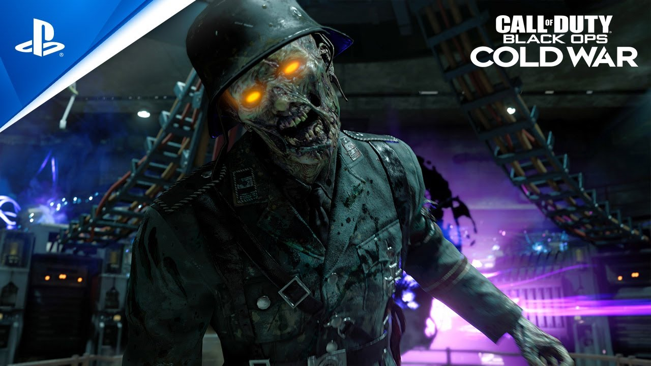 Call of Duty: Black Ops Cold War - Zombies Reveal Trailer | PS4