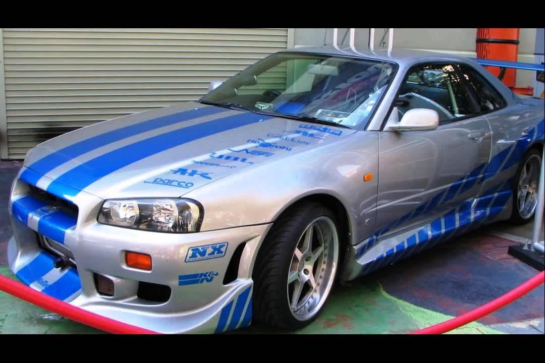 2002 Nissan Skyline Gtr R34 Youtube