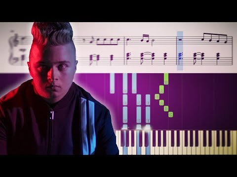IN MY MIND (Dynoro, Gigi D'Agostino) - EASY Piano Tutorial + SHEETS