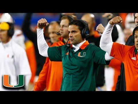 Mark Richt: Miami got better as a program…position…to be great again