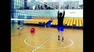 Отличное упражнения для волейболистов