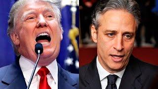Jon Stewart On The Rise Of Donald Trump