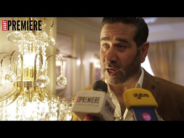 حسين عامر يكشف عن جديده بحضور نجوم الفن والإعلام