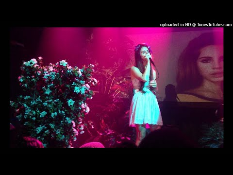 Lana Del Rey - Video Games (Drums Live Instrumental)