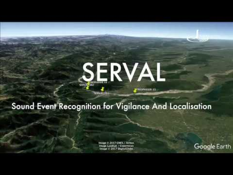 SERVAL Sound Event Recognition