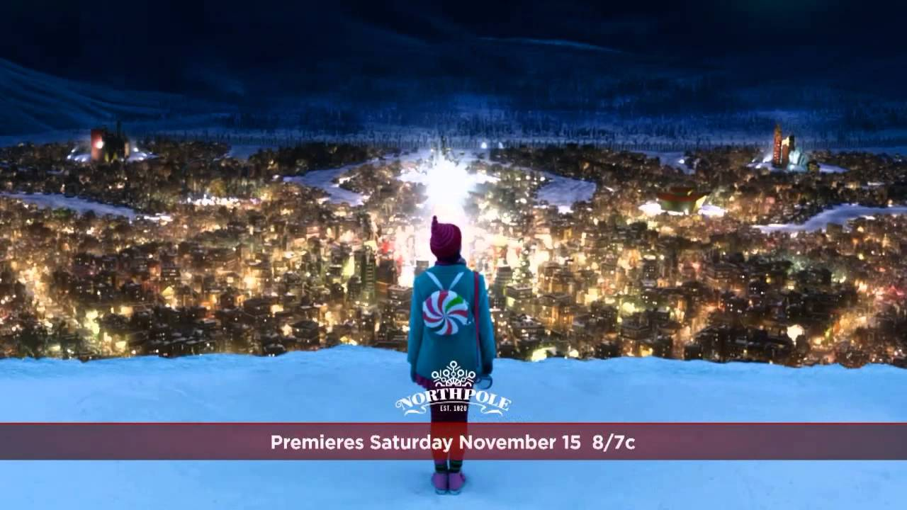 Hallmark Channel\'s Northpole Movie - YouTube