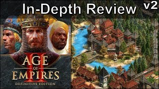 Age of Empires II: Definitive Edition - In-Depth Review \u0026 Comparison (v2)