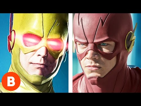 The Flash Season 5 Ending Explained And Season 6 Theories