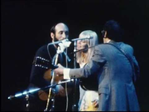 Peter, Paul and Mary - live at the Madison Square Garden (NY, 1970)