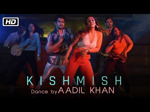 Kishmish | Dance Video | Aadil | Musskan | QARAN ft. Momina Mustehsan | Ash King | Vartika Singh
