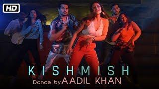 Kishmish | Dance | Aadil | Musskan | QARAN ft. Momina Mustehsan | Ash King | Vartika Singh