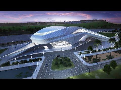 Grand Théâtre De Rabat  -  الرباط تقترب من إنهاء مشروع أكبر مسرح في إفريقيا