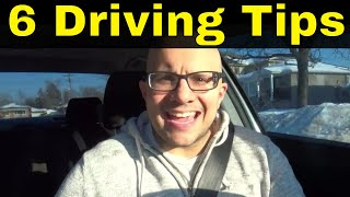 6 Driving Tips That Driving School Didn't Teach You (But You Should Probably Know)