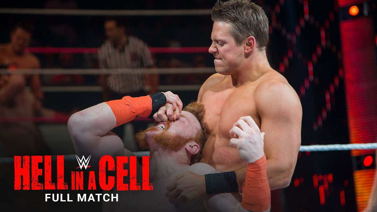 FULL MATCH - Sheamus vs. The Miz - United States Title Match: WWE Hell in a Cell 2014