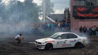 Auto Moto Show Skaryszew 2014: BMW 5 E34