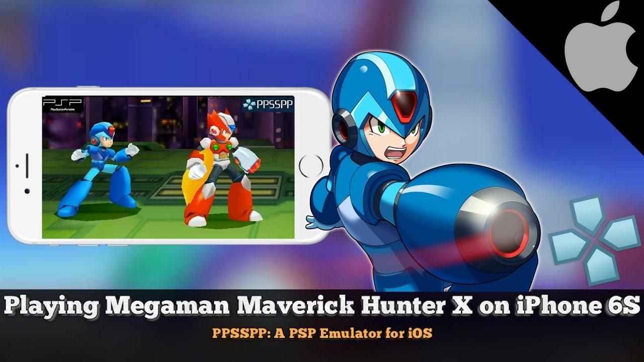 mega man x emulator ios