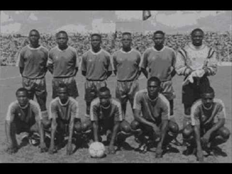 Zambia National Team tribute- 'OSAIBALA' by SIMWINJI