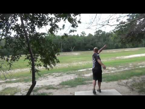 David Feldberg Visit Texas Army Trail Disc Golf Course