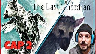 THE LAST GUARDIAN   CAPITULO 2   ¡EL NIDO!