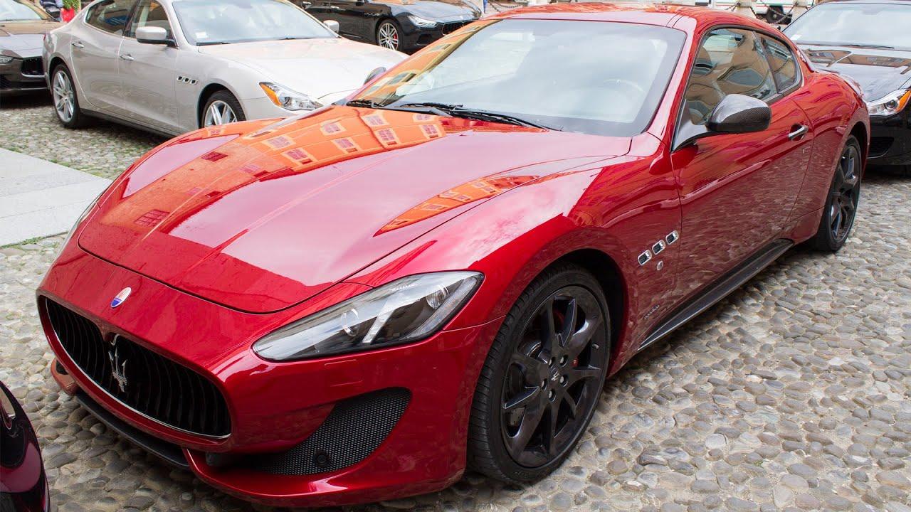 Used 2018 Maserati GranTurismo For Sale  CarGurus