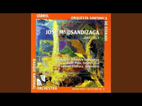 Dans La Mer, Poema Sinfoníco, Op. 20