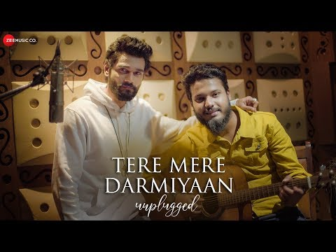 Tere Mere Darmiyaan - Unplugged | Official Music Video | Yasser Desai | Anjana Ankur Singh