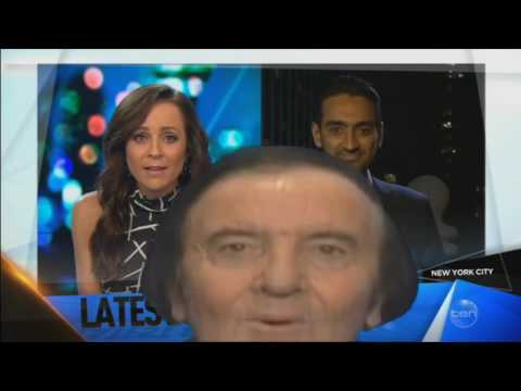 The Project Channel Ten  React to President Elect Dondald Trump's Victory