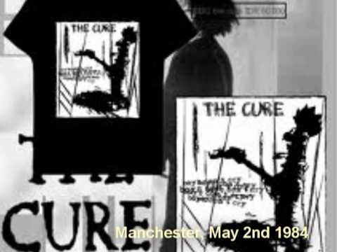 The Cure - Dressing Up (Manchester, May 2nd 1984)