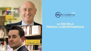 La fine della finanza comportamentale