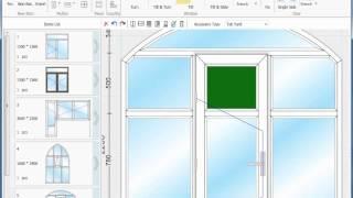 Iwindoor- Window And Door Design And Calculate Software