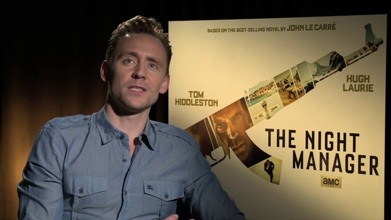 """Download Tom Hiddleston dishes mysterious role in AMC limited series """"The Night Manager"""""""