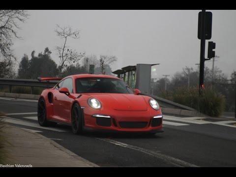 Brutal Porsche 911 exhaust sounds: 991 GT3, 991 Turbo, 997 GT3, 996 Carrera Compilation.
