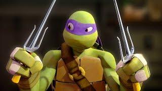 Teenage Mutant Ninja Turtles Legends - Part 186 - HD 1080p