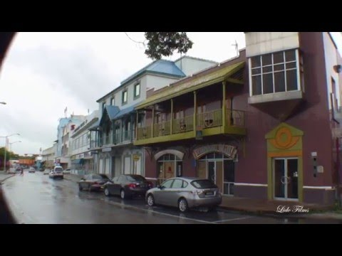 Bridgetown After Hurricane / Nick in Barbados