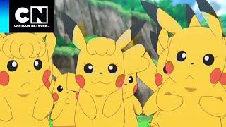 Los mejores momentos de Pikachu   Pokémon   Cartoon Network