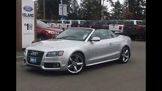 Audi A5 Cabriolet 2011 Videos
