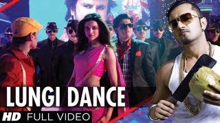 """Lungi Dance Chennai Express"" New Video Feat. Honey Singh, Shahrukh Khan, Deepika"