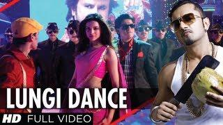 "Download ""Lungi Dance Chennai Express"" New Video Feat. Honey Singh, Shahrukh Khan, Deepika"