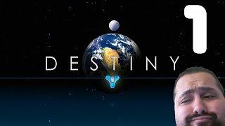 Destiny -  XBOX ONE - PARTE 1 - Que jogo FODA!